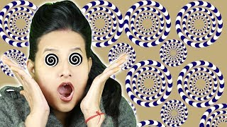 5 Optical Illusions That Will Mess With Your Brain l kitty Ki Paheli