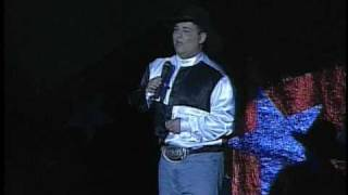 Joseph Russo performed as Garth Brooks Singing Friends in Low Places