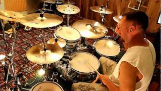 """3 Doors Down """"Here By Me"""",Drum Cover"""