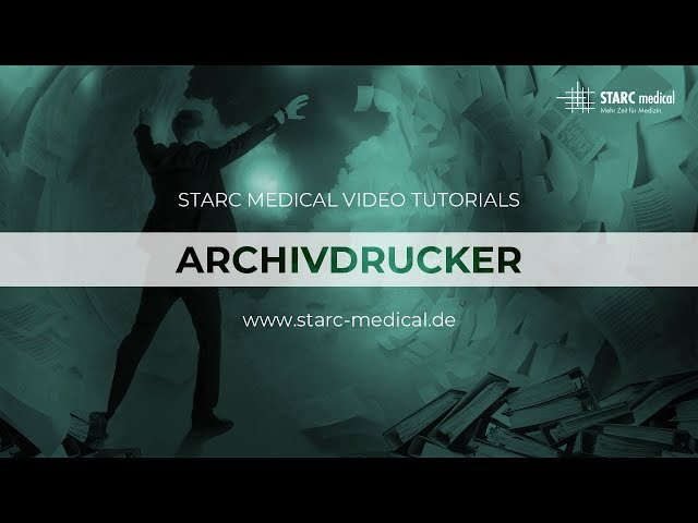 Archivdrucker