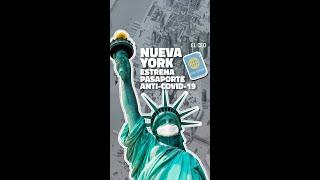 #NY #NewYork #EstadosUnidos #Pasaporte #México #Viajes #Negocios #Pandemia #VideoVertical #Shorts