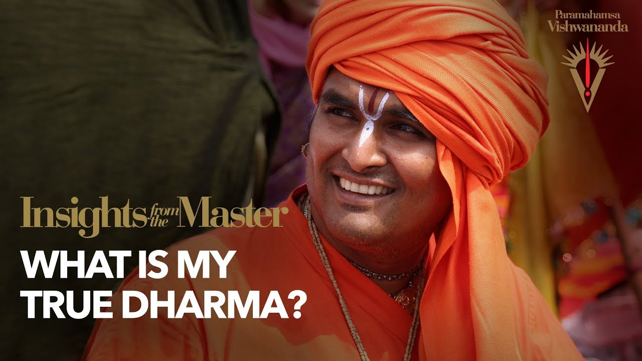 What is my True Dharma? | Insights from the Master