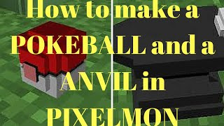 pixelmon how to make a pokeball - Free video search site