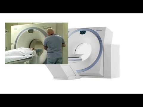 Siemens Refurbished CT Scanner