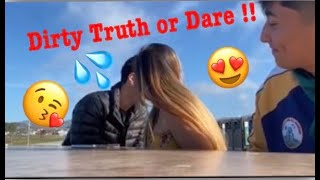 DIRTY TRUTH OR DARE! * WITH INSTAGRAM MODEL*