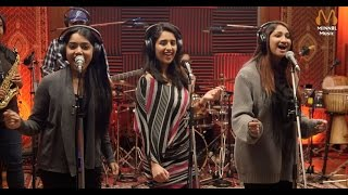 'Vaa Machaney' Cover by Shagana, Vaishali & Kavya - Irudhi Suttru