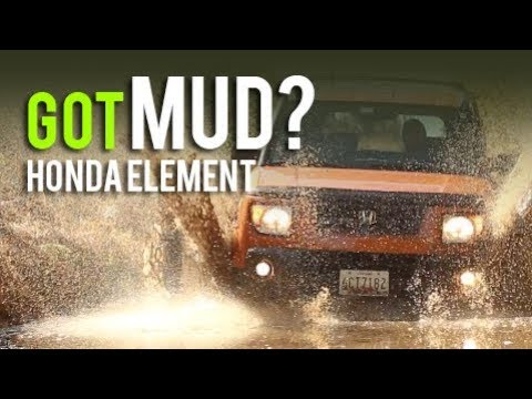 Can A Honda Element Go Offroad?