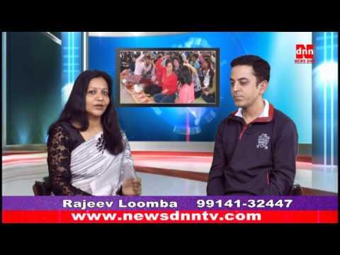 Rajeev Loomba's Spiritual Journey : Sahaja Yoga