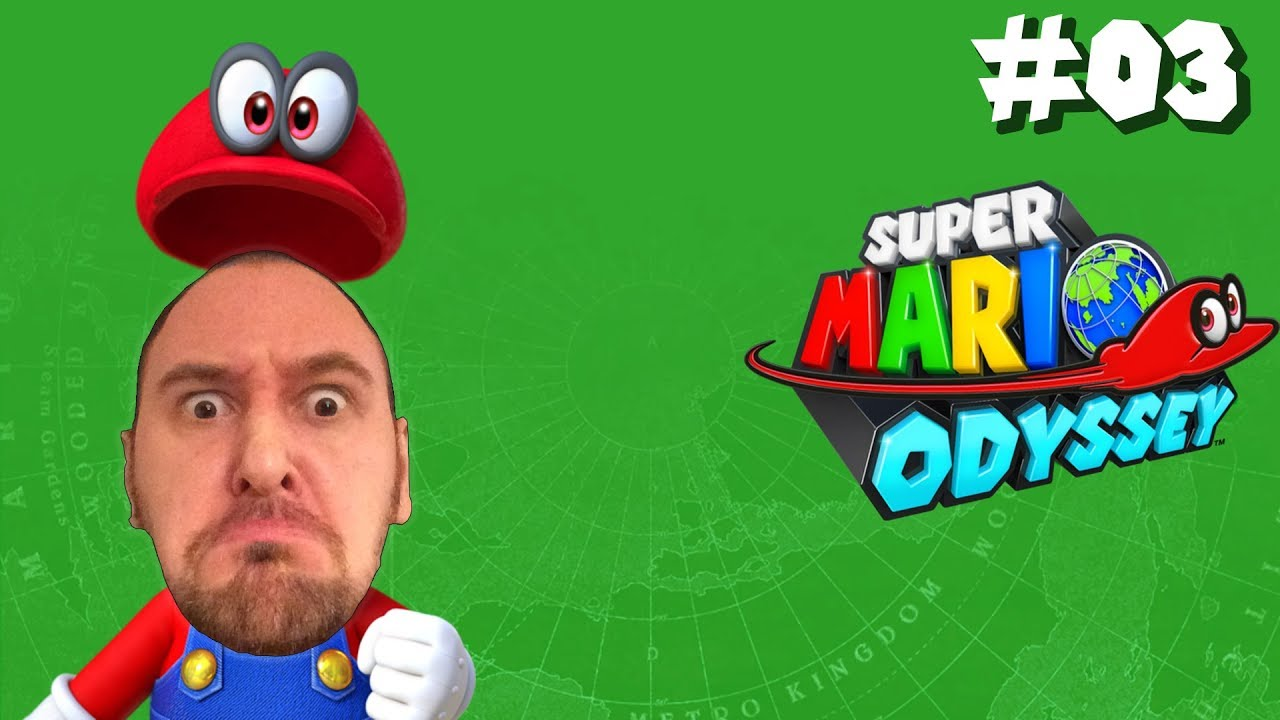 Super Mario Odyssey – Part 3: Verlorenes Land & Cityland