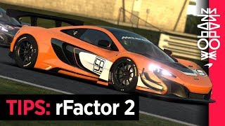rFactor 2 tips - get up to speed with our pro guide
