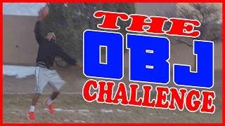 FREEZING ODELL BECKHAM JR. CHALLENGE!! - Draft Fantasy Sports App | NFL Fantasy Sports