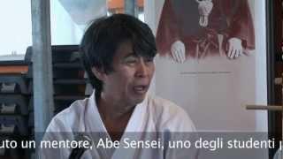 preview picture of video 'AIKIDO STAGE INTERNAZIONALE CON HARUO MATSUOKA SENSEI - 24 - 25 NOVEMBRE 2012, POMEZIA (ROMA) ITALIA'