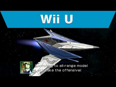 Видео № 0 из игры Star Fox Zero - First Print Edition [Wii U]