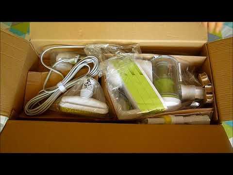 Apertura Pacco Aspirapolvere, PUPPYOO - Unboxing Vacuum Cleaner, PUPPYOO