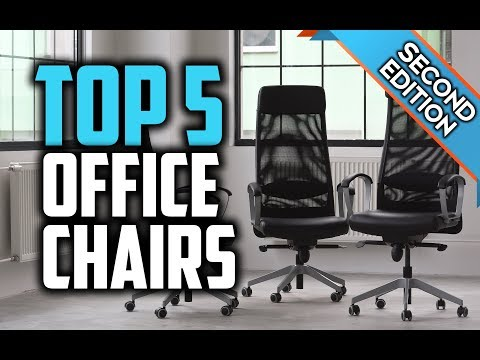 Best Office Chairs (Mid-2018) – Which Is The Best Office Chair?