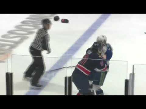 Matthew Stanley vs. Kyle Walker