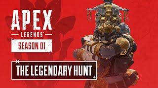 Apex Legends – Legendary Hunt Event Trailer