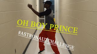 OhBoyPrince Ft. Jspec - #AstronautChallenge VIDEO
