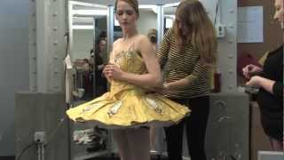 Behind The Scenes: The Kansas City Ballet Costume Shop Prepares For The Nutcracker