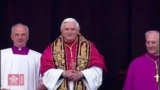 Tredici anni fa l'elezione di Benedetto XVI 2018 04 19