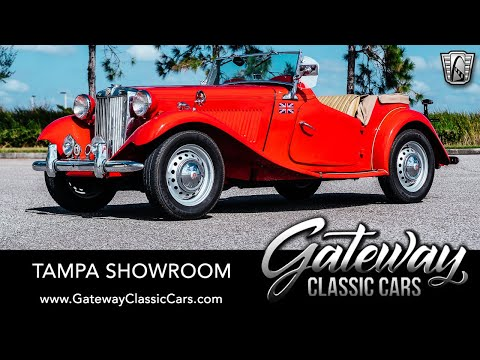 1952 MG TD (CC-1420098) for sale in O'Fallon, Illinois