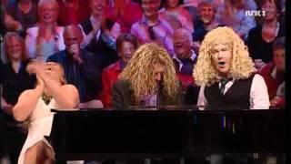Beat for Beat - Piano Man funny.flv