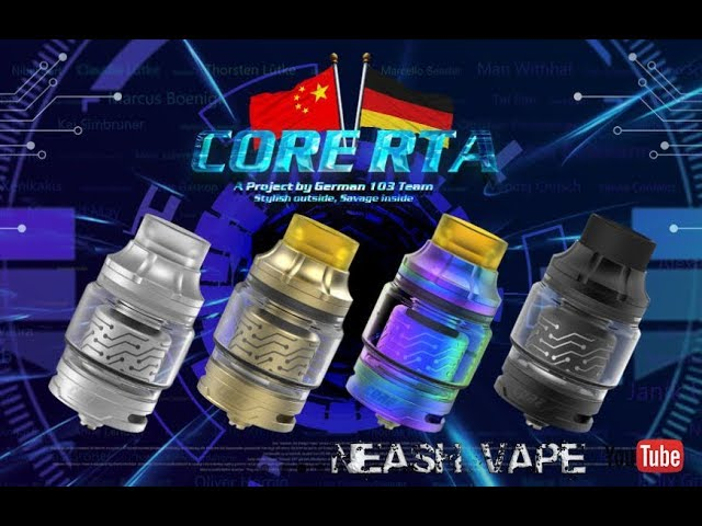 Vapefly Core RTA - Review and thoughts