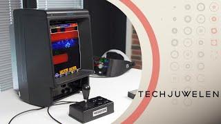 Techjuwelen - Vectrex - Gameconsole met unieke vectordisplay