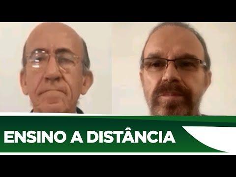 Deputados debatem Ensino a distância no Brasil - 10/06/20