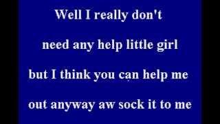 Jimi Hendrix - Little Miss Lover - Karaoke