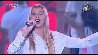 "Mariana Bandhold - ""Domino"" Jessie J - Gala 3 - The Voice Portugal"