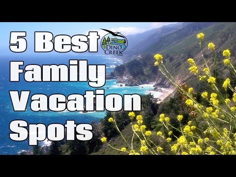 Video 5 Best Family Vacation Spots   Underrated Vacation Destinations