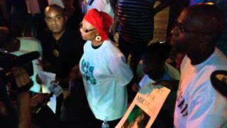 Protest against Police Brutality in Phoenix