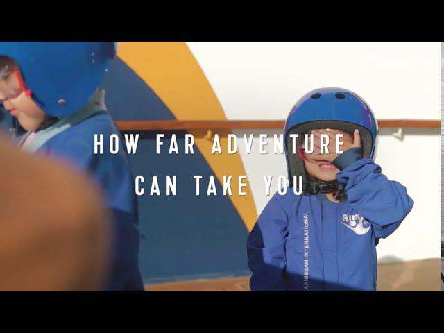 Royal Caribbean nos sorprende una vez más mostrando las instalaciones de uno de sus barcos, el Odyssey of the Seas, sin duda un barco del que no querrás desembarcar. En el vídeo vemos algunas de sus fantásticas atracciones y es que este barco es toda una aventura.  - Simulador de Surf FlowRider® - Simulador de paracaidismo RipCord®by iFLY® - Varias piscinas de adultos y zona infantil - Coches de choque - Juegos de realidad virtual SeaPlex® - Trampolín Bungee de Sky Pad?, simulador de vuelo en alta mar.   Además el Odyssey of the Seas ofrece una gastronomía de reconocimiento internacional y un servicio a la altura de Royal Caribbean. Entre los restaurantes más destacados encontrarás: - Giovanni's? Italian Kitchen & Wine Bar (Trattoria italiana) - Chop's Grille, restaurante especializado en carne. - Wonderland - Cómida mexicana en El Loco Fresh? - Sorrento's pizza italiana al estilo de Nueva York   Como en todos los cruceros de Royal Caribbean hay muchas opciones para comer gratis: - Buffet o Windjammer - Dos restaurantes principales a la carta   El Odyssey of the Seas ofrece también animación nocturna para todos los pasajeros. Espectáculos de musica, sensoriales y mucho más.