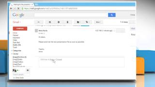 How to change email subject on Reply or Forward in Gmail®