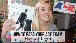 HOW TO PASS YOUR ACE PERSONAL TRAINING EXAM!   TRAINING TIPS TUESDAY  