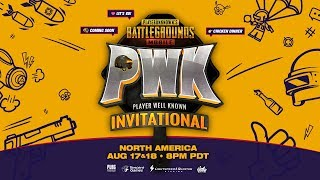 PWK INVITATIONAL North America - Day 1