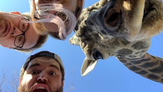 A Behind the Scenes Trip to the Nashville Zoo!