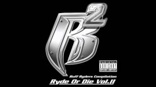 Ruff Ryders - It's Goin Down feat. Parle' - Ryde Or Die Vol. II