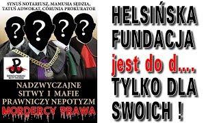 Helsińska Fundacja jest do d… Tylko dla swoich