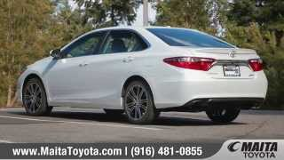 2016 Toyota Camry Car Review | Maita Toyota | New & Used Car Dealership
