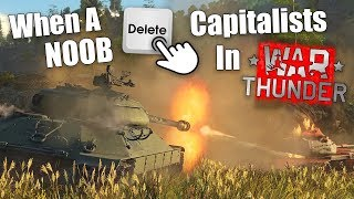 WT || When A NOOB Delets Capitalists In An IS-6 || IT'S GULAG TIME!!!