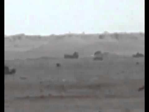 Сирия!!! Работа Шторы на Т-90
