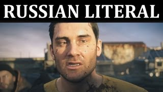 [RUSSIAN LITERAL] Dying Light