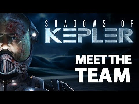 Shadows of Kepler (HORROR GAME) - Meet the team de Shadows of Kepler