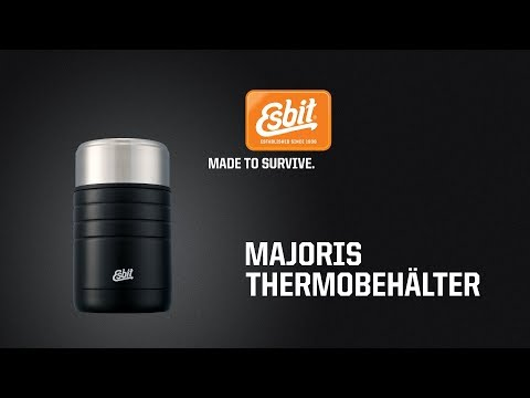 Majoris Food Thermal Container by Esbit