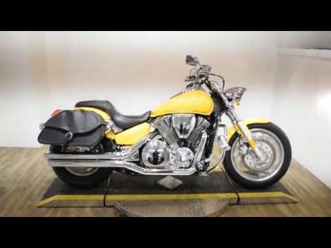 2008 Honda VTX1300 in Wauconda, Illinois - Video 1