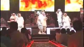 A.B. Quintanilla y los KUMBIA KINGS En vivo - FUEGO