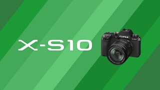 YouTube Video s6e9Ay1UDBs for Product Fujifilm X-S10 APS-C Mirrorless Camera by Company Fujifilm in Industry Cameras