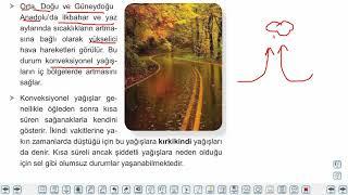 Eğitim Vadisi 9.Sınıf Coğrafya 17.Föy Ülkemizde İklim 1 Konu Anlatım Videoları